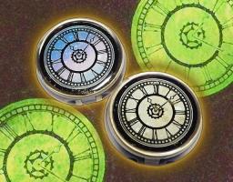 懐中時計ケース(蓄光Ver)